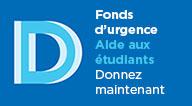 Fonds d'urgence